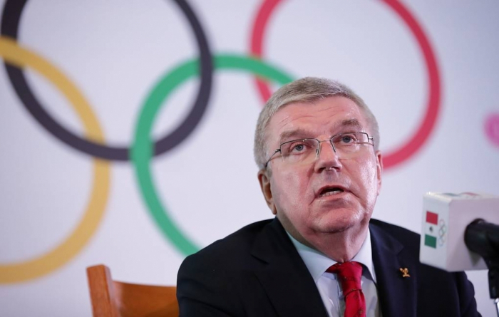 IOC awards Olympic Cup to UNHCR