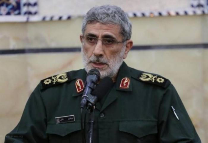 Iran names new commander of IRGC Quds Force