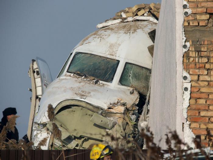 Bek Air plane crash: co-pilot