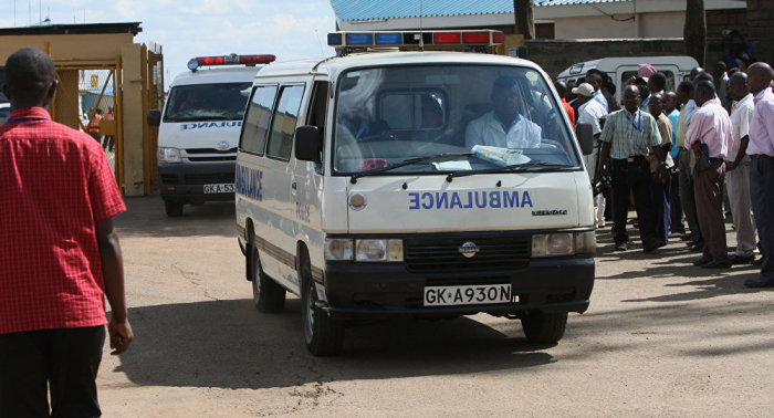At least 3 people killed in possible terrorist attack on bus in Kenya
