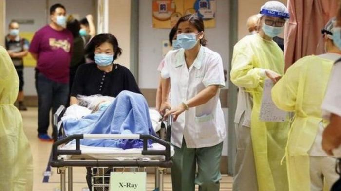 Yeni virusa yoluxanların sayı 853-ə çatıb, 26 nəfər ölüb