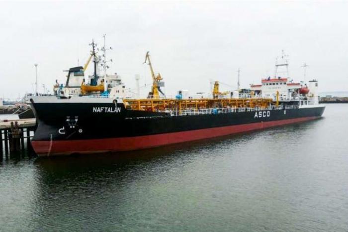 Naftalan Oil Products Tanker overhauled in Azerbaijan