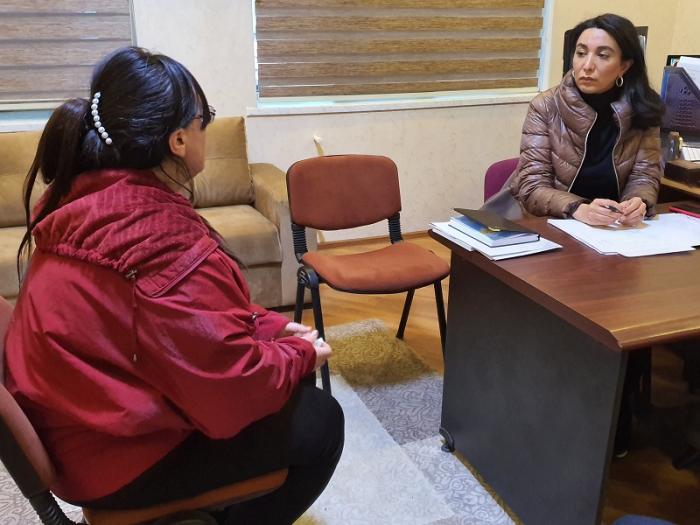 Ombudsman Penitensiar Xidmətin Müalicə Müəssisəsinə baş çəkib