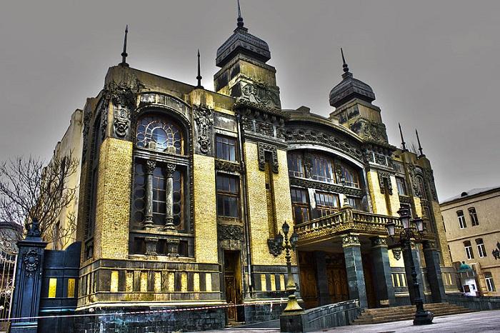 """Ukraynanın opera ulduzları """"Bohema"""" üçün Azərbaycana gələcəklər"""
