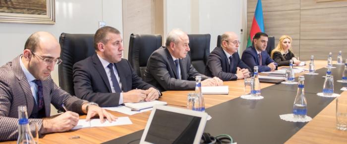 Azerbaijan, International Finance Corporation mull energy cooperation