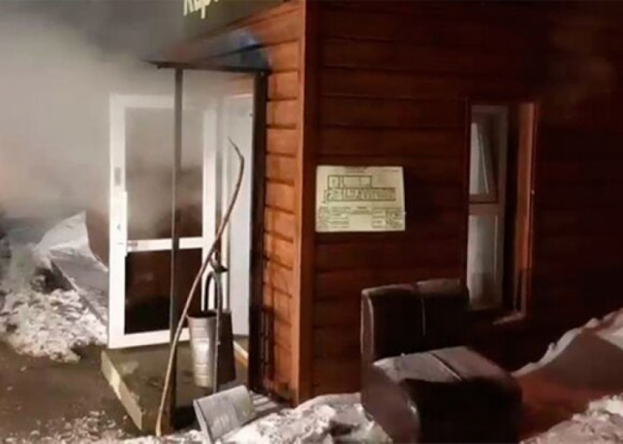 Five killed in Russian hotel after boiling water floods basement