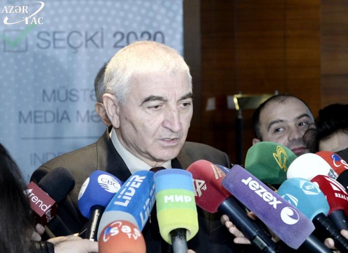 CEC  : En Azerbaiyán se han creado todas las condiciones para las reuniones entre los candidatos a diputados y los votantes