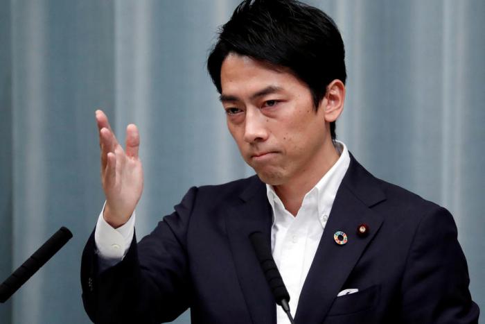 Ce ministre japonais est le premier à prendre un congé paternité