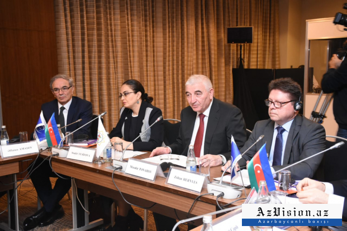 Seminar on role of media in pre-election campaign held in Baku -  PHOTOS