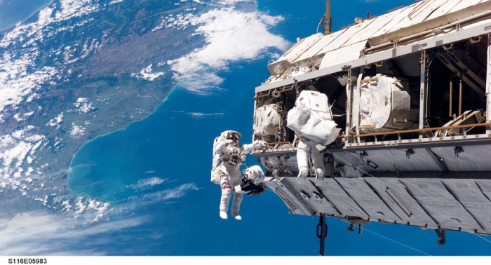 Spaceflights can carry yet unknown risk, study on ISS reveals