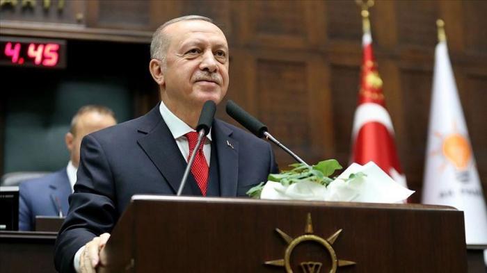 Erdogan :  Ankara n
