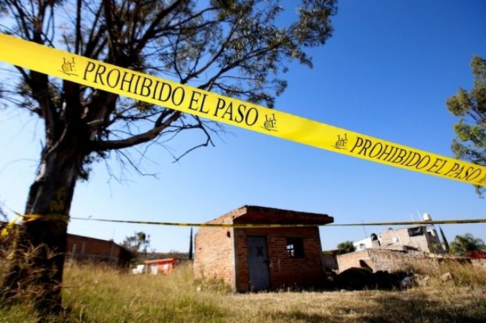 Mexique:   découverte d