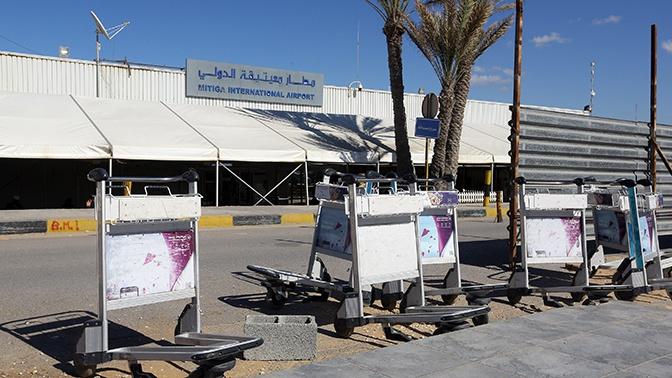 Tripoli hava limanı raketlə vuruldu