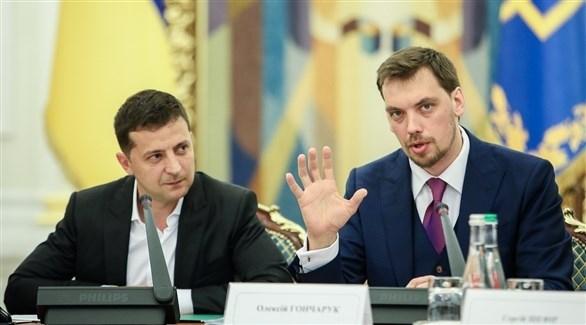 رئيس أوكرانيا يعتزم رفض استقالة رئيس الوزراء