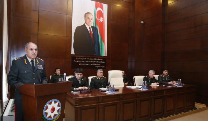 """""""Ötən il baş vermiş cinayətlərin 99,5 faizi açılıb"""" - Xanlar Vəliyev"""