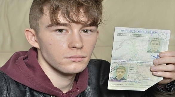 يسافر عبر 12 بلداً بجواز سفر ملغى