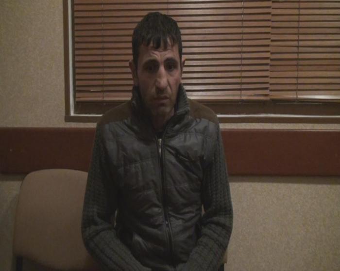 Zaqatalada narkobaron saxlanılıb - FOTO
