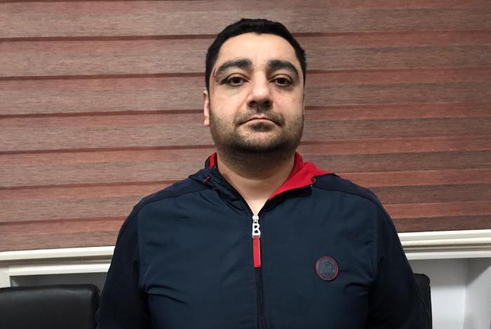 Bakıda 5 kq narkotiki satan şəxs tutuldu - FOTOLAR