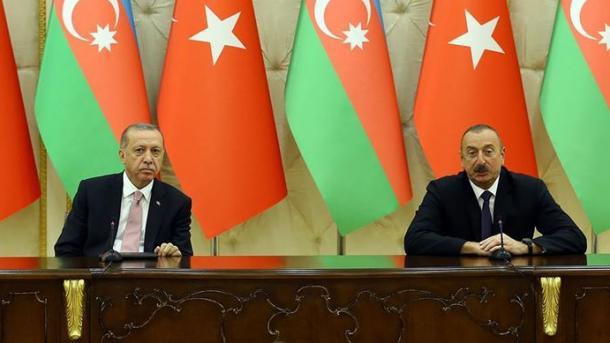 Erdogan:   Las relaciones entre Turquía y Azerbaiyán se basan en la amistad y fraternidad