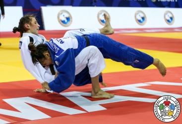 Jóvenes judocas azerbaiyanos actúan en la Copa de Europa en España
