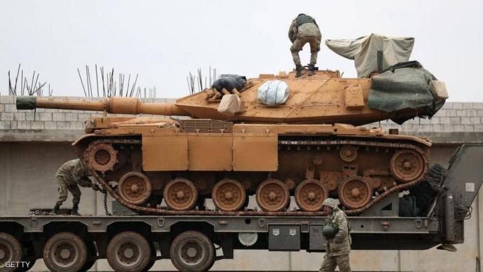 """تركيا تعلن عن """"تحييد العشرات"""" من الجيش السوري في إدلب"""