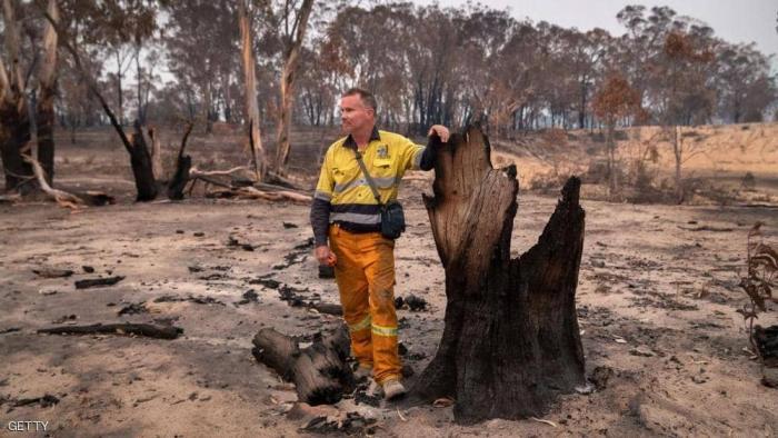 """""""صيف أستراليا الأسود"""".. احتواء أسوأ حرائق البلاد"""