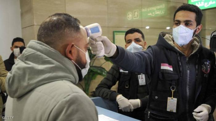 """مصر.. توضيح رسمي بشأن """"العدد الكبير"""" من حالات كورونا"""