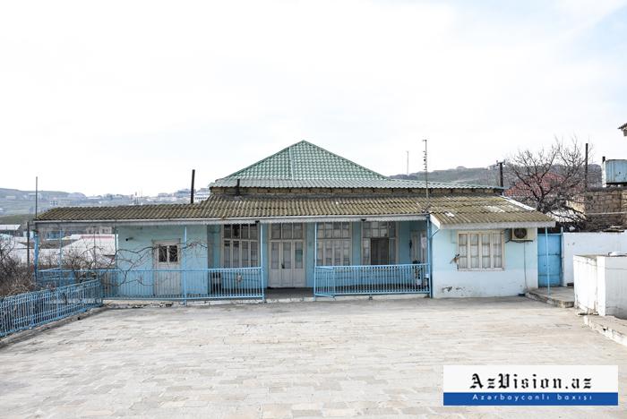 Nuru Paşanın Bakıdakı qərargahı və qaldığı evdən FOTOREPORTAJ
