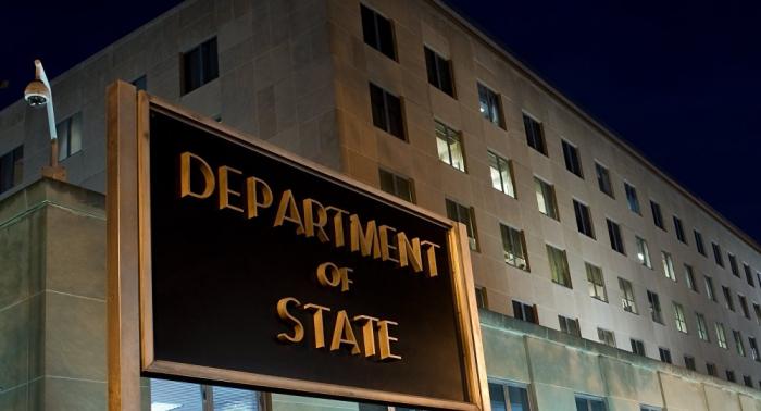 الخارجية الأمريكية تعرب عن قلقها العميق تجاه الهجوم على الجنود الأتراك في إدلب