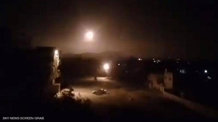 مقتل ضباط إيرانيين وسوريين بقصف إسرائيلي على دمشق