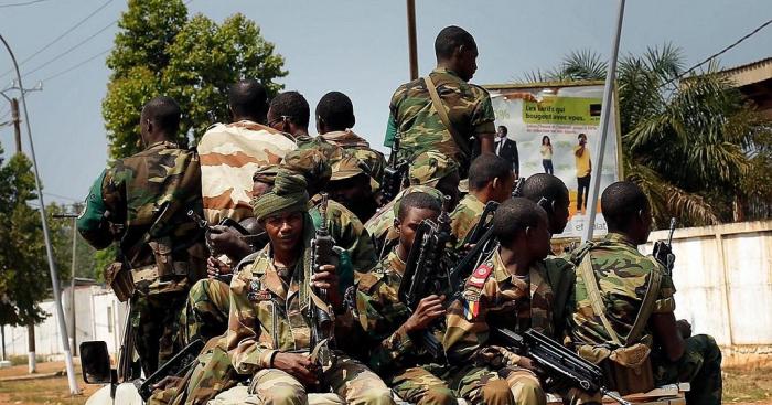 Centrafrique: 12 combattants d
