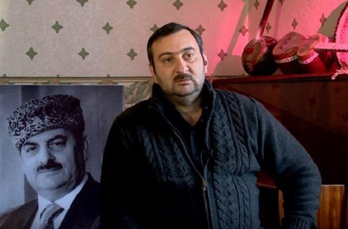 """Ağaxan Abdullayevin oğlu: """"Böyüyümü, arxa-dayağımı itirmişəm"""""""