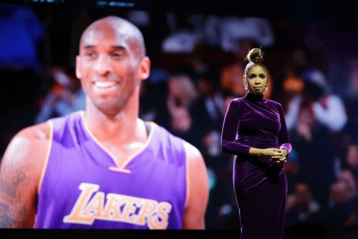 NBA honours Kobe Bryant at annual All-Star Game in Chicago