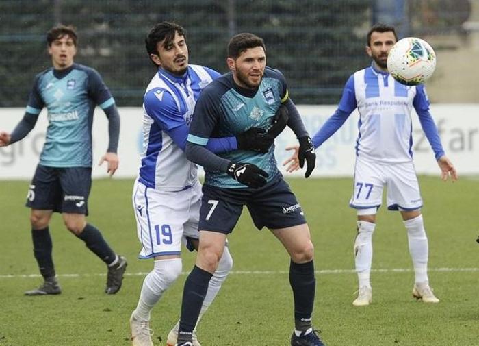 """""""Neftçi"""" """"Sumqayıt""""la heç-heçə etdi"""