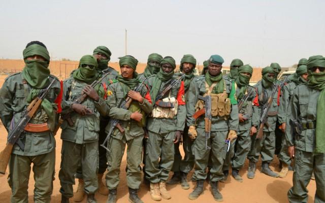Huit soldats tués dans une attaque à Mali