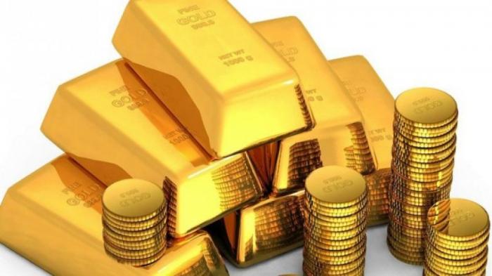 Qızıl və gümüş satışından 400 milyon gəlir əldə edilib