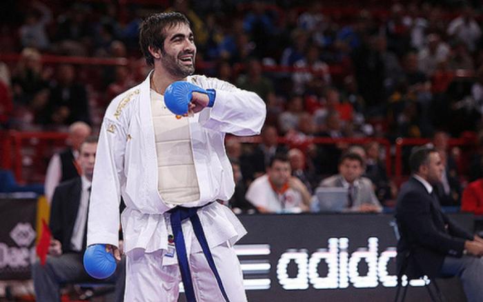Rafael Ağayev qızıl medal qazandı