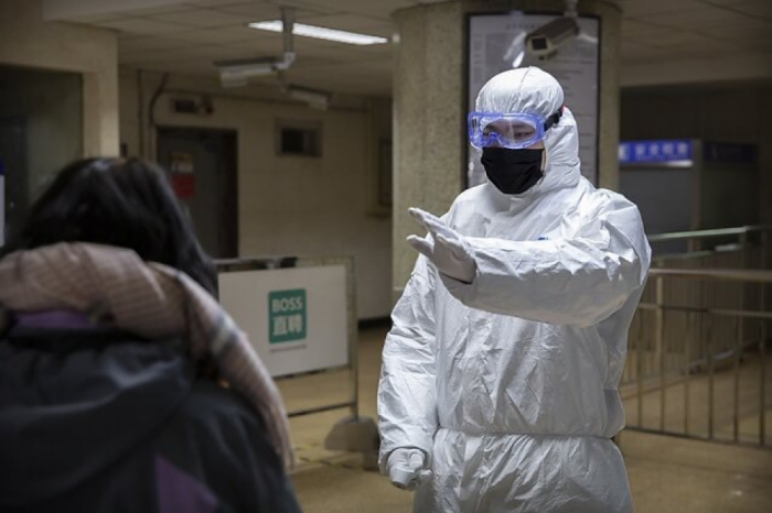 Çində koronavirusdan ölənlərin sayı 1524-ə çatıb