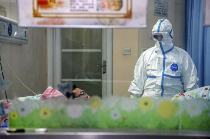 Çində koronavirusdan ölənlərin sayı 2718-ə çatıb