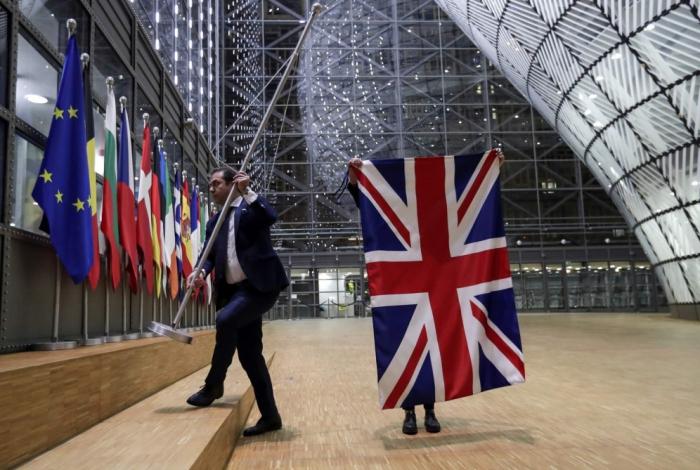 Britaniya Avropa İttifaqını rəsmən tərk edib