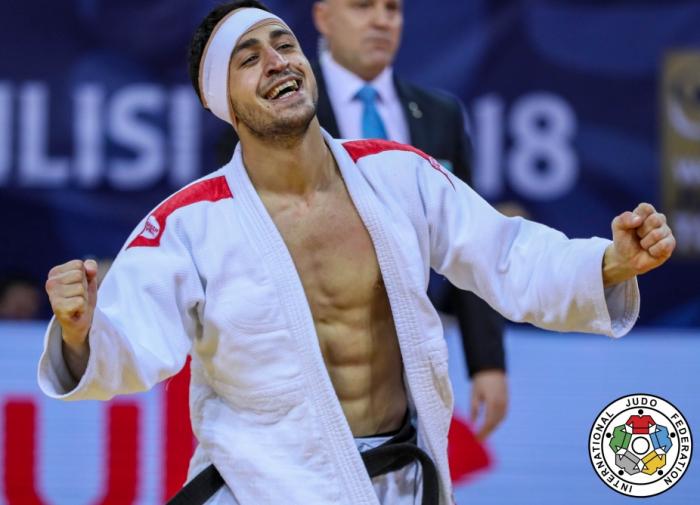 Cüdoçumuz Avropa kubokunda gümüş medala qazandı