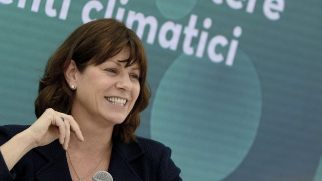 Climate change: UK sacks its UN conference president