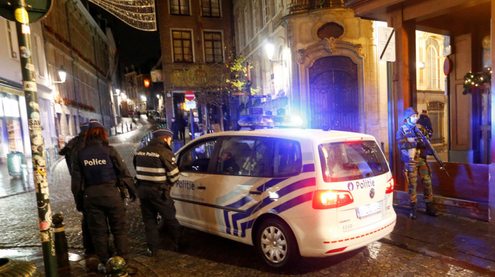 Police shoot suspected stabber in Belgium – immediately after London attack