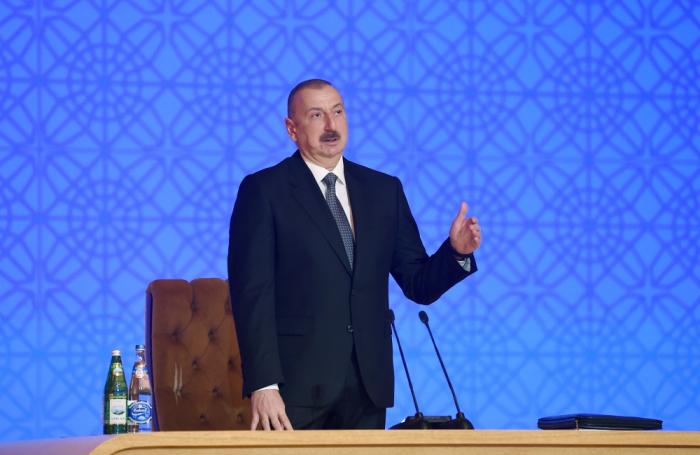 """""""Azərbaycan ildən-ilə daha da güclənir"""" - İlham Əliyev"""