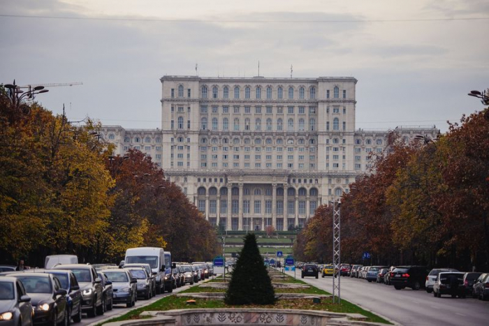 Romanian government faces confidence vote it doesn't mind losing