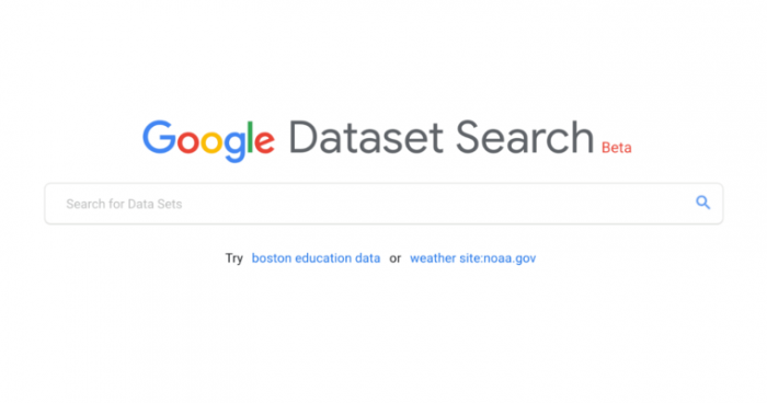 Google just published 25 million free datasets