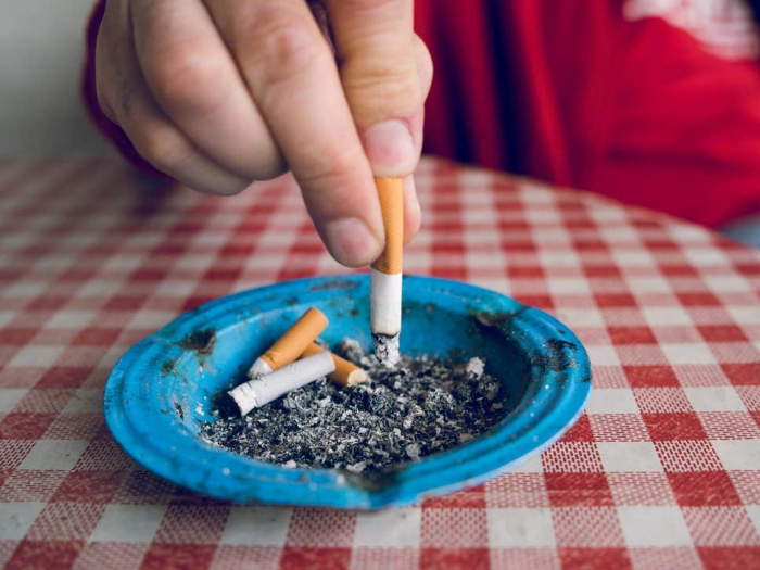 Lungs of heavy smokers can return to normal after quitting, study says