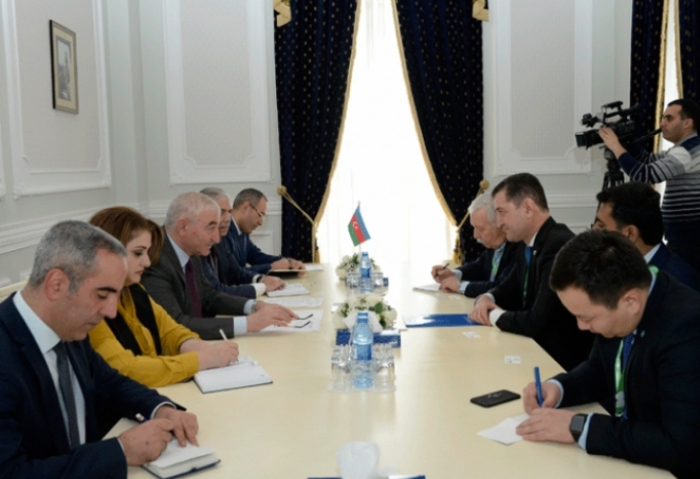 CEC Chairman met with delegation of Shanghai Cooperation Organization
