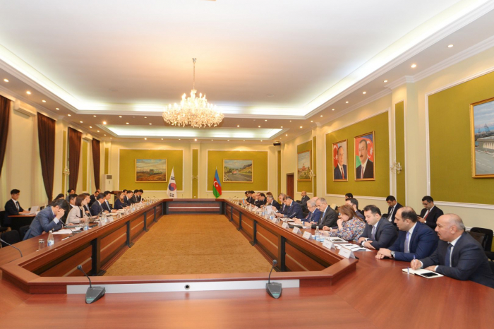 Baku hosts second meeting of Azerbaijan-Korea joint commission on economic cooperation