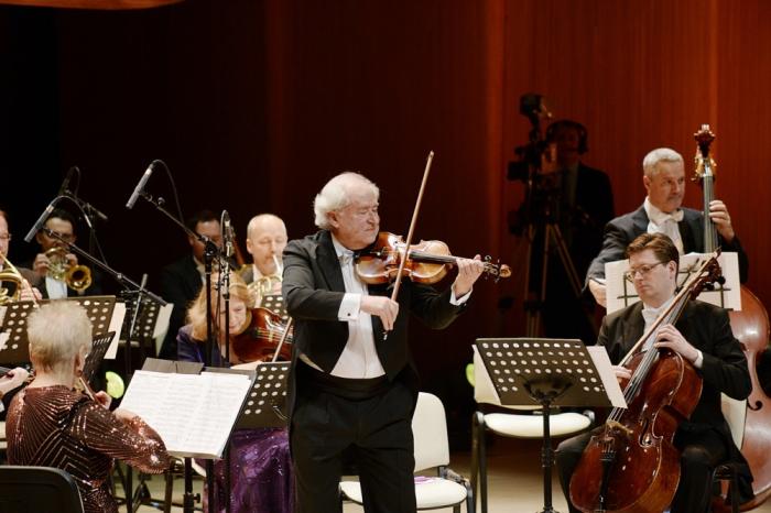 Heydər Əliyev Mərkəzində Vyana Ştraus Festival Orkestrinin konserti olub